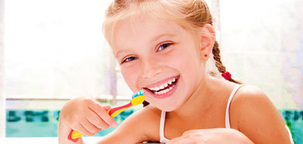 pedriatric, childrens dentist, Children how to clean your teeth properly